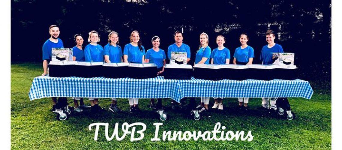 TWB innovations disposable windblocker